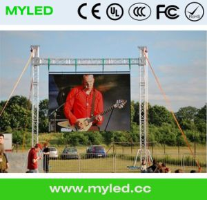 Full Color Indoor Rental LED Display (500X500 LED Cabinet)
