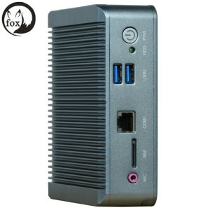 2015 New Bay Trial J1900 Quad Core CPU 2 *Mini Pcie Fanless Mini Nano Itx Industrial PC pictures & photos