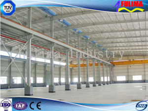 Steel Frame/ Prefabricated Steel Structure for Industrial (FLM-046) pictures & photos