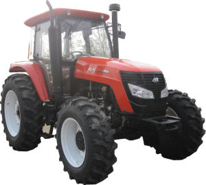 120HP 4WD Heavy Tractor (LE1204) pictures & photos
