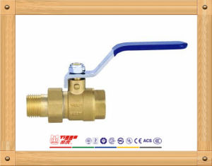 Live- Connecting Copper Ball Valve