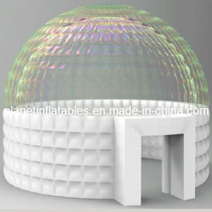 9m Dia. Clear Dome Tent Inflatable