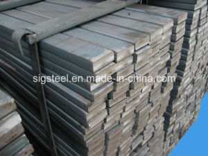 ASTM JIS GB Flat Steel Bar pictures & photos