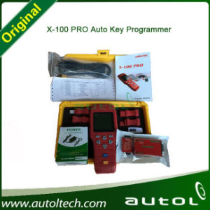 100% Oroginal Promotional X-100 Key PRO X100 PRO Auto Key Programmer X 100 PRO Free Update Online +Eeprom+Odometer Function pictures & photos