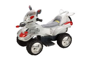 Four Wheel Children Electric Motorbike