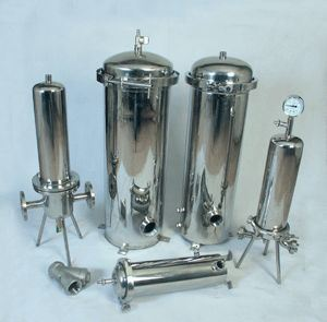 Acid and Alkali Electroplating Filter-Stainless Steel (HGFS-1001/2001/2002/2004)