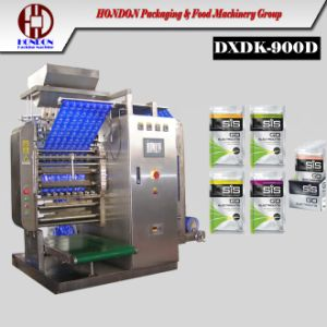 Automatic Sugar Sachet Packing Machine (Model DXDK-900D) pictures & photos