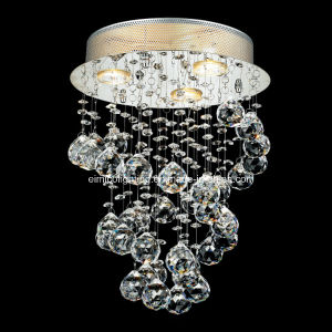China round crystal chandelier small ceiling lamp for bedroom round crystal chandelier small ceiling lamp for bedroom em4909a aloadofball Choice Image