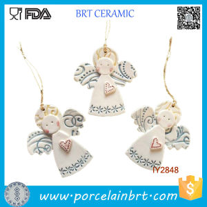 Custom Little Angel Ceramic Christmas Tree Decorating Ideas pictures & photos