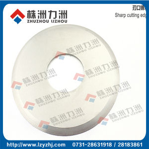 Solid Tungsten Carbide Disc Blanks for Slitting