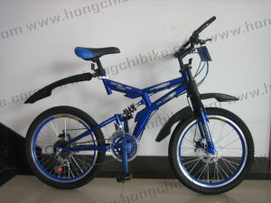 "Fashion 26"" Alloy Frame Professional MTB Bike/Suspension Speeds Mountain Bicycle with High Quality (HC-MTB-29501) pictures & photos"
