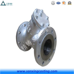 OEM Fire Hydrant Casting Parts Cast Iron Valve pictures & photos