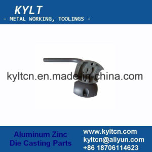 Metal Alloy Zinc/Zamak Die Casting Parts for Auto/Vechile/Forklift Reflector Holder