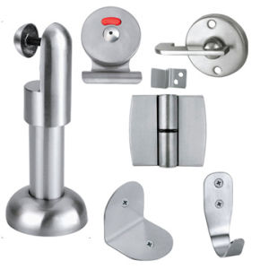 Bathroom Toilet Partition Hardware Accessory (HDL025)