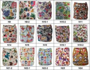 Washable Baby Cloth Diapers, Washable Diapers for Babies