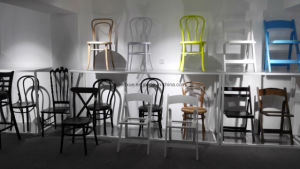 Stackable Wooden Thonet Chair pictures & photos