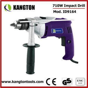 13mm 710W Electric Impact Drill FFU Good Variable Speed pictures & photos