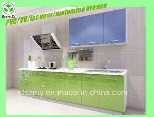 High Quality Low Price Unique Hotel Wood Kitchen Furniture