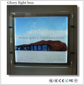 Advertising LED Crystal Lighting Box (SJ017) pictures & photos