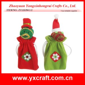 Christmas Decoration (ZY11S394-1-2) Holiday Bag Gift Bag pictures & photos
