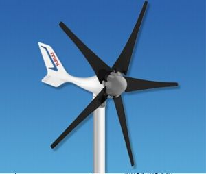 China Mini 5 400W Wind Turbine Generator - China Mini Wind Turbine