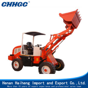 Competitive Price and Service Wheel Loader