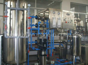 Water Treatment System with R/O 3000-10000L/H pictures & photos