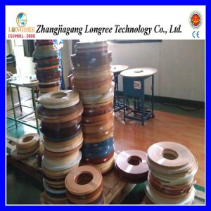PVC Edge Banding Wood Grain High Glossy Edgeband Printing Machine pictures & photos