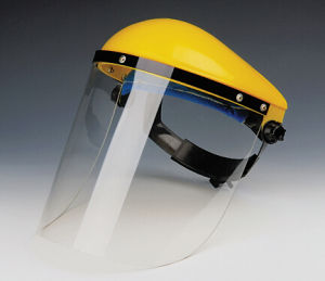 Face Shield with PMMA Visor pictures & photos