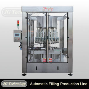 Pesticidi Filling Machine for Glass Bottles