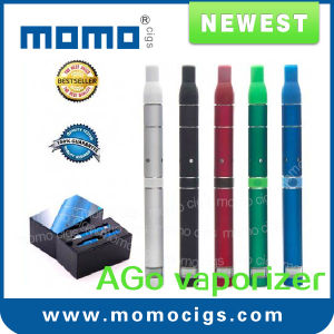 Christmas Promotion Price 7.7USD for Ago G5 Dry Herb/Wax Vaporizer, The Best Quality Dry Herb Electronic Cigarette