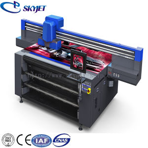 Digital Flatbed Kt Board Printer