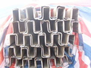 Steel Perforated Profile/Steel Window Profile/Steel Omega Profile (factory) pictures & photos