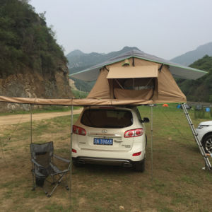Off Road 4X4 Trailer Roof Tent Camping Car Top With Awning
