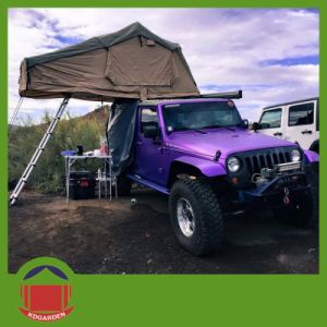 4WD Offroad Cheap Canvas Car Roof Top Tent for C&ing & China 4WD Offroad Cheap Canvas Car Roof Top Tent for Camping ...