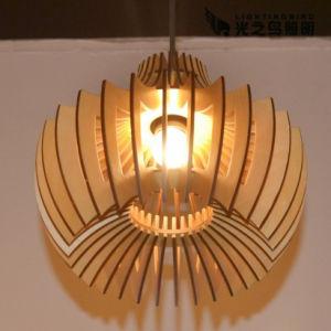 Wood Pendant Wooden Hanging Lamp Lbmp