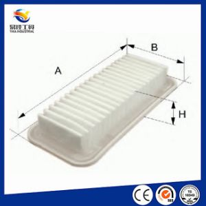 OEM 17801-0n020 for Toyota Yaris Engine Air Filter pictures & photos