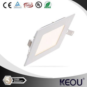 6W 12W 15W 18W Recessed Square LED Downlight pictures & photos