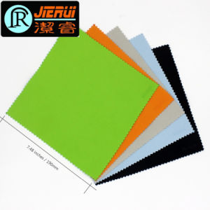 Customized Microfiber Eyeglass Cleaning Cloth