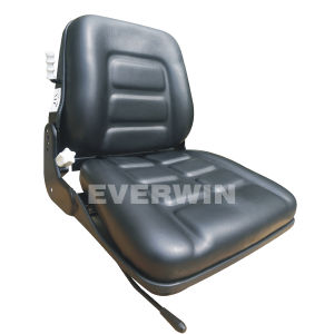 Universal Replacement Semi-Suspension Driver Seat Es102 Construction Sweeper Agricultural Tractor Forklift Driver Seat pictures & photos