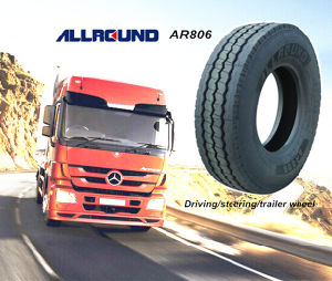 Overload Good Quality Heavy Duty Truck Tire (1200R24)