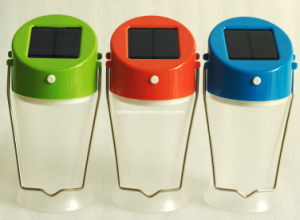CE RoHS Approval Handy Solar Light China Supplier