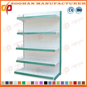 Wholesale High Quality Gondola Display Rack Supermarket Storage Shelf (Zhs117) pictures & photos
