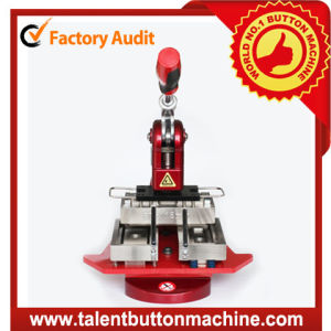 Talent Factory Manual Button Making Machine (SDHP-S5) pictures & photos