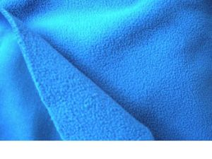 100% Polyester Dyed/Solid Anti-Pilling Polar Fleece Fabric - 1