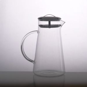 Lead Free Borosilicate Glass Pitcher 50oz/1500ml pictures & photos