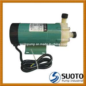Magnetic Driven Anti-Corrosion Acid Pump pictures & photos