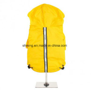 Waterproof Pet Hooded Dog Jacket pictures & photos