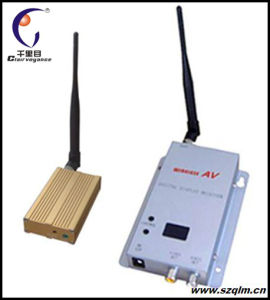 1.2GHz 1000mw Wireless AV Transmitter and Receiver (QLM-1215-1000A)