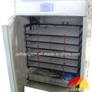 Poultry Fully Automatic Eggs Incubator (1056 Chicken Eggs) pictures & photos